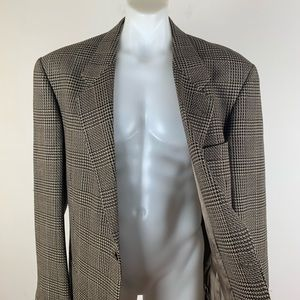 Armani 100% Pure Virgin Wool Sport Coat